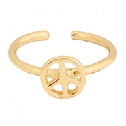 Musthave ringen peace Goud